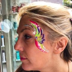 Festival eye design
